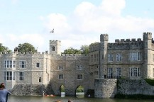 Leeds Castle Food Festival 2015